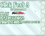 jeux flash Click fest 3