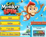 jeux flash Crazy Monkey Spin