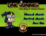 jeux flash Line runner