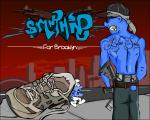 jeux flash Smurph in Brooklyn